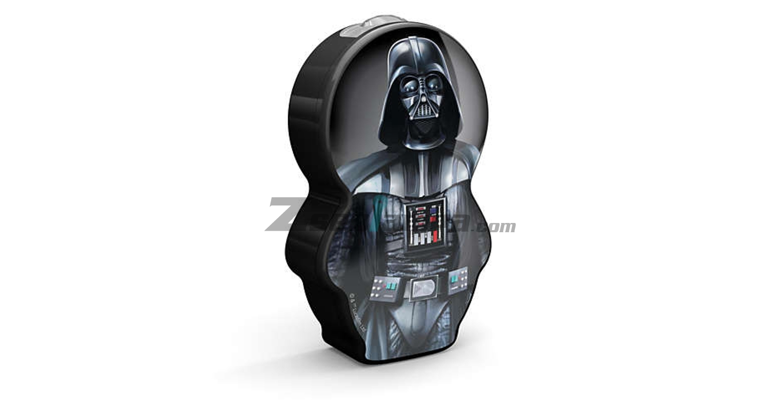 Philips Star Wars Darth Vader led zseblámpa